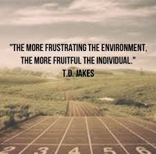 Td Jakes Quote About New Life
