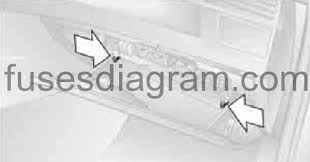 fuse box bmw x3 e83 2011 bmw x3 fuse diagram fuse box diagram (№1)