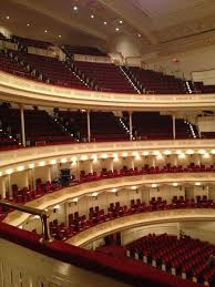 Carnegie Hall Stern Seating Chart Carnegie Hall In 2019 Carnegie Hall Auditorium Stage