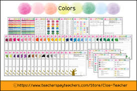 Color Journal Color Chart Color Therapy Color Meaning Coloring