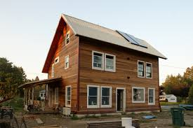 Massachusetts Owner Builders Complete a Superinsulated Home    Massachusetts Owner Builders Complete a Superinsulated Home
