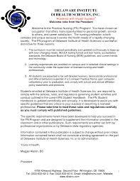 Student Cover Letter Example Nursing Print Cover Letter Resume