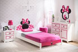 Disney Minnie Mouse Panel 4 Piece Bedroom Set