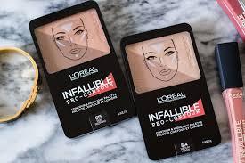 the beauty vanity 2016 new l oreal infallible pro haul
