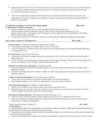 Ccna Cv Ccna Resume 5 Perfect Ccna Resume Samples That You Should