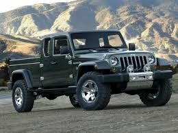 UPDATE: The Jeep Pickup Truck Will Reportedly Be Named the Gladiator ...