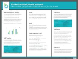 how to make a science poster how to make a science poster free academic template word