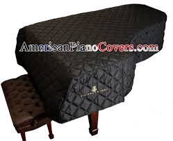 Piano Cover Buying Guide & ... Quilted Grand Piano Cover. Adamdwight.com