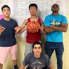 """J-Day BBall 2015 on Twitter: """"Ajith Sumesh of """"Linsane in the Membrane""""  leads his freshman squad to a clutch win over the seniors of """"Good Team""""  #Upset #GameRecap"""""""