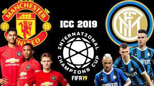 FIFA 19 | แมนยู VS อินเตอร์ มิลาน | ศึก ICC 2019 !! ดูฟอร์ม