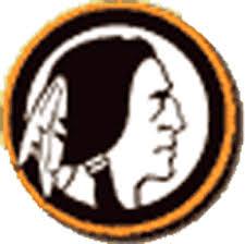 Boston Redskins logo 1933-36 | Hail Yeah! | Pinterest | Redskins ...