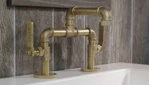 Bathroom Sink Faucets Industrial Chicago by Hydrology