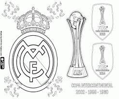 Kleurplaat Voetbal Real Madrid Ausmalbilder Fuball Bild Juventus