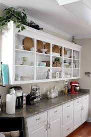 Steel Shelf For Kitchen Open Shelves In Kitchen Ideas Kitchen Clever Kitchen Ideas Open