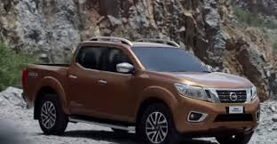 Three Versions of Spanish-Built Nissan Pickup Planned for Daimler ...