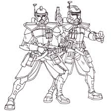 Small Picture Clone Wars Coloring Pages Coloring Pages Kids
