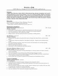 Microbiology Lab Assistant Resume Beautiful Entry Level Lab