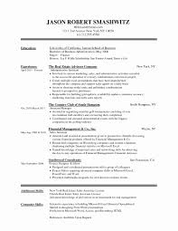 New Apartment Assistant Manager Sample Resume Resume Sample