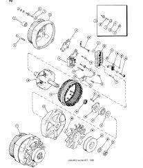 ford alternator wiring diagram internal regulator this ford gm large case alternator wiring diagram
