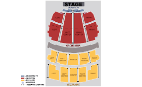 Stiefel Theatre Seating Chart St Louis Seating Charts Stifel Theatre