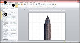Nice Powerpoints How To Reveal A Moving Background Animation Effect In Powerpoint