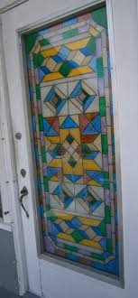 how to faux stained glass windows and doors to look like the real thing instructions and photos hubpages