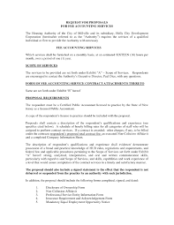 Bookkeeping Services Proposal Template 8 Sample Proposal For