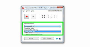 recording a skype call how to record skype calls for free ubergizmo