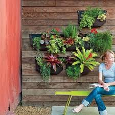 wall planters outdoor unique diy living wall planter ideas wall mounted pocket planters patio