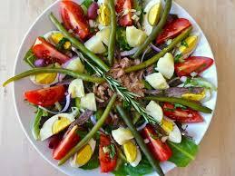 Resultado de imagem para salada niçoise