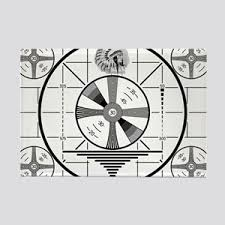 Indian Head Test Pattern Classy Indian Head Test Pattern Magnets CafePress