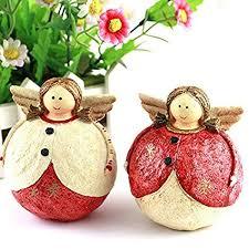ZAMTAC Small Fat Angel Home Decoration Miniature Figurine <b>2</b> ...