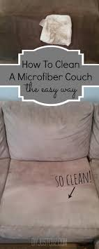 best fabric cleaner for furniture. The Best Thing About A Microfiber Couch Is How Easily They Can Be Cleaned. Read Tips On Cleaning Water Stains Couch! DIY Just Cuz Fabric Cleaner For Furniture
