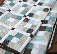 Jelly Roll Quilt Pattern PDF - 5 sizes Crib to King - Saltwater ... & Jelly Roll Quilt Pattern PDF - 5 sizes Crib to King - Saltwater Adamdwight.com