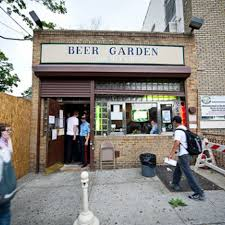 bohemian hall beer garden a century ahead of the times