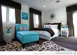 Chocolate And Teal Bedroom Ideas