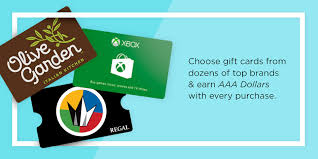 Buy Gift Cards Online Gift Card Egift Cards Aaa