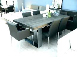 distressed dining room table distressed gray dining table rustic gray dining table carter grey round regarding