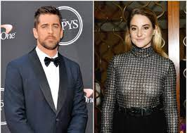What Are Aaron Rodgers and Shailene ...