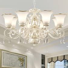 nordic chandeliers modern crystal chandelier led crystal living room resin light fixture vintage staircase hanging lamp glass pendant lamps small