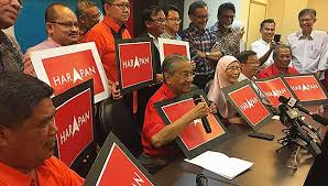 Image result for mahathir and pakatan harapan