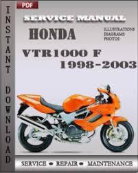 honda vtr1000 f 1998 2003 service manual repair service honda vtr1000 f 1998 2003 service manual repair service manual pdf