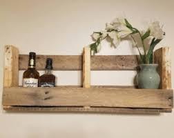 pallet furniture etsy. Pallet Shelf / Unfinished Furniture Etsy I