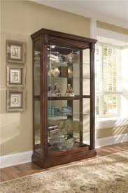 pulaski curio cabinet. Perfect Cabinet Pulaski Furniture Curios Two Way Sliding Door Curio  Item Number 20485 For Cabinet L