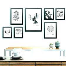 wall photo frames on for art frame ideas