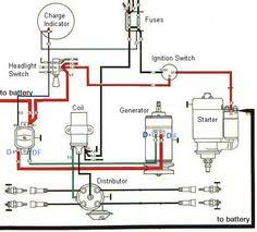 wiring diagram vw beetle sedan and convertible vw ignition and charging system diagram