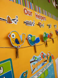 Helper Charts For Preschool With Pictures Nursery Class Room Charts Bedowntowndaytona Com