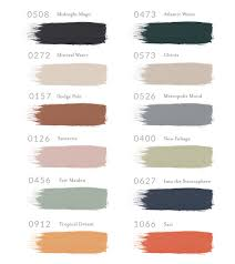 Color Trends From James T Davis For Lynchburg Virginia