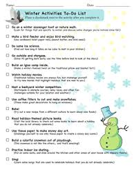 Winter worksheets are great for snowy days indoors. 1st Grade Winter Worksheets Free Printables Education Com