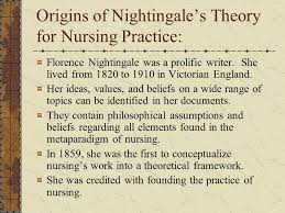 florence nightingale theory original nursing theories of florence nightingale ppt video online